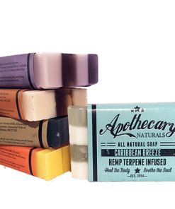 carribean breeze organic soap
