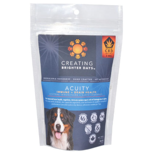 Acuity Immune + Brain Health Pet Treats