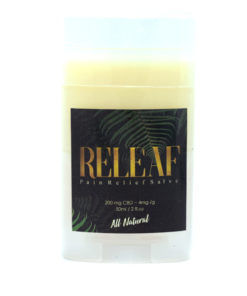 cbd pain relief, cbd, cbd salve